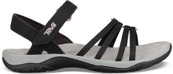 Teva Elzada Web sandalen Dames Zwart