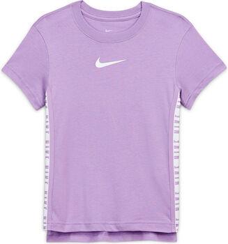 Nike Sportswear kids shirt Paars