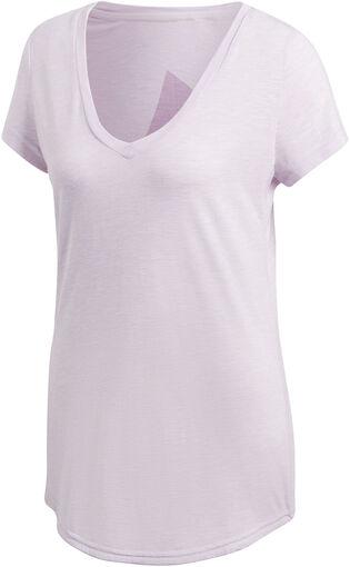 Adidas - ID Winners shirt - Dames - Shirts - Zwart - L