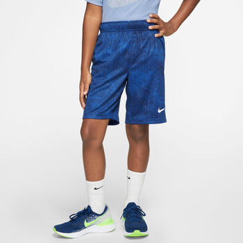Nike Dry kids short Jongens Blauw