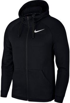 Nike Dri-FIT hoodie Heren Zwart