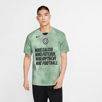Nike F.C. Away voetbalshirt Heren Groen