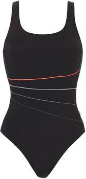 Tweka Sport Lines badpak Dames Zwart