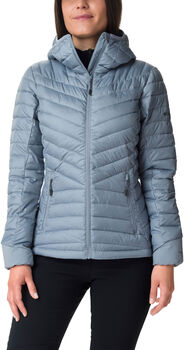 Columbia Windgates Hooded jack Dames Grijs