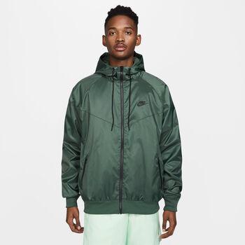 Nike Sportswear Woven jack Heren Groen