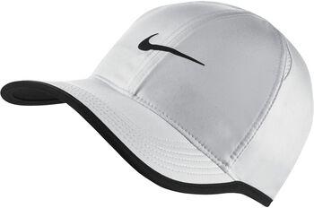 Nike Featherlight cap Heren Wit