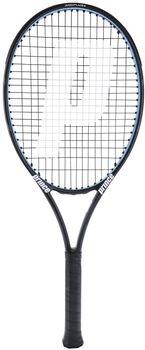 Prince Warrior 107 LTD tennisracket Zwart