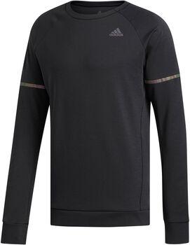 ADIDAS SN Run sweater Heren Zwart