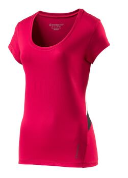 ENERGETICS Gamatha 2 shirt Dames Rood