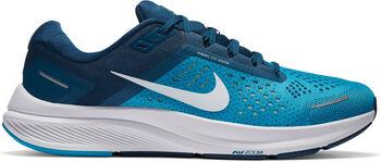 Nike Air Zoom Structure 23 hardloopschoenen Heren Blauw
