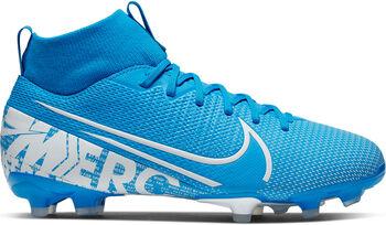 Nike Superfly 7 Academy FG/MG Jr voetbalschoenen Grijs