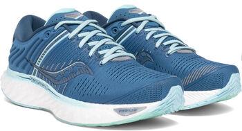 Saucony Triumph 17 hardloopschoenen Dames Blauw