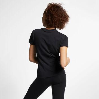 Nike Sportswear shirt Dames Zwart
