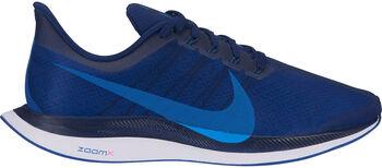 Nike Zoom Pegasus Turbo hardloopschoenen Blauw