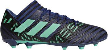 ADIDAS Nemeziz Messi 17.3 FG voetbalschoenen Blauw
