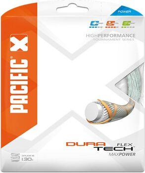 Pacific Dura Tech Flex 1.30 tennissnaar Wit