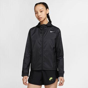 Nike Essential hardloopjack Dames Zwart