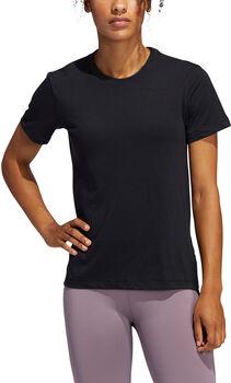 ADIDAS Go-To shirt Dames Zwart