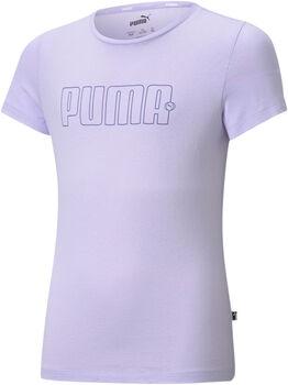 Puma Rebel shirt Meisjes Paars