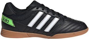 adidas Super Sala kids voetbalschoenen  Zwart