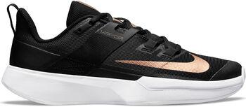 Nike Court Vapor Lite Clay tennisschoenen Dames Zwart