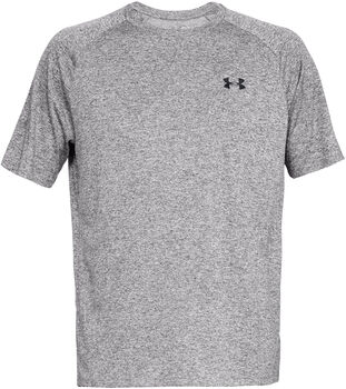 Under Armour Tech shirt Heren Zwart