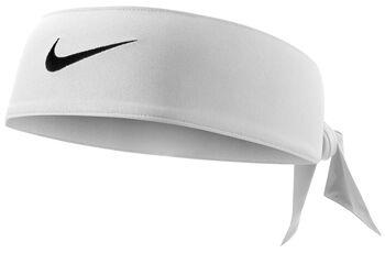 Nike Dri-FIT hoofdband Wit