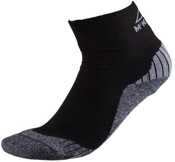 McKINLEY Flo Quarter sokken Heren Zwart