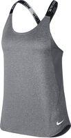 Nike Dry top Dames Zwart
