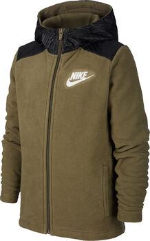 Nike Sportswear Winterized hoodie Jongens Bruin