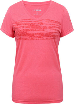 Icepeak Bassfield shirts Dames Roze