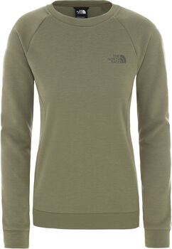 The North Face Berard Crew sweater Dames Groen