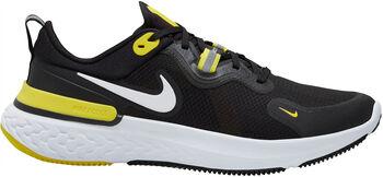 Nike React Miler hardloopschoenen Heren Zwart