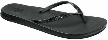 Reef Cushion Bounce Stargazer slippers Dames Zwart