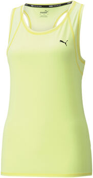 Puma Train Favorite top Dames Geel
