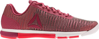 Reebok Speed TR Flexweave fitness schoenen Dames Rood