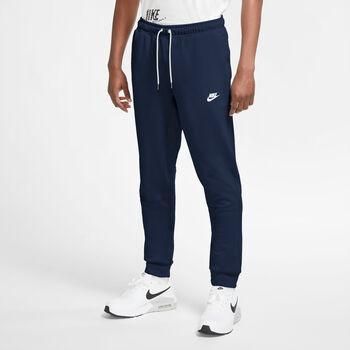 Nike Sportswear Fleece joggingbroek Heren Blauw