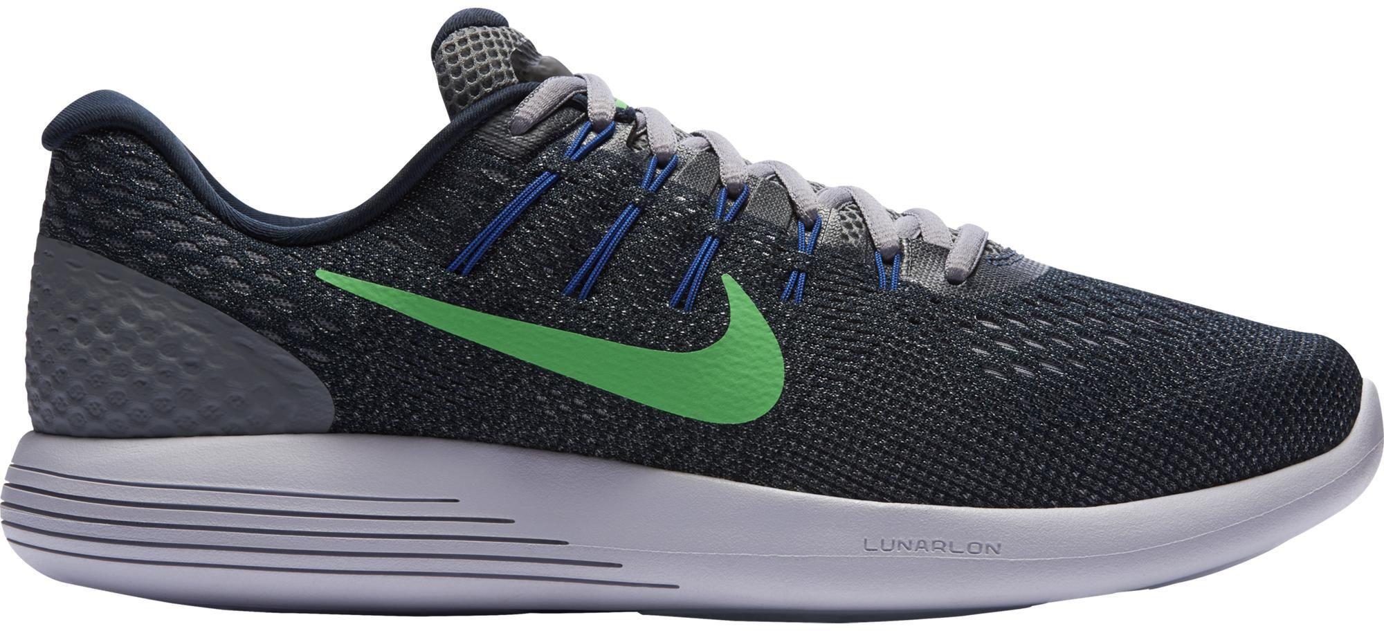 Nike - Chaussures Lunaires De Course Apparents - Hommes - Chaussures - Bleu - 42,5