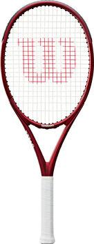 Wilson Triad 5 tennisracket Rood