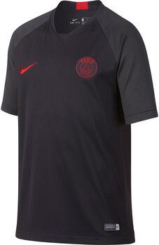 Nike PSG Breathe Strike shirt Jongens Zwart