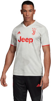 adidas Juventus uitshirt Heren Wit