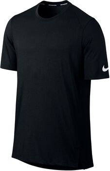 Nike Breathe Elite Basketbal shirt Heren Zwart