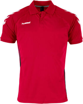 Hummel Authentic polo Heren Rood