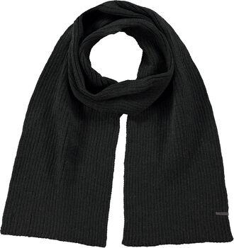 Barts Wilbert sjaal Heren Zwart