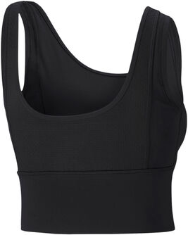 Train Fitted Crop top