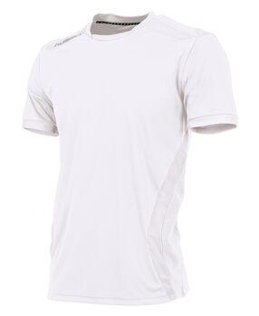 Hummel Club Shirt Ss Heren Wit