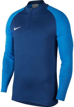 Nike Dry Strike Drill shirt Heren Blauw