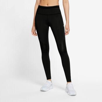 Nike Epic Luxe Trail legging Dames Zwart
