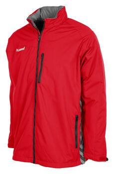 Hummel Authentic All Season Jacket Heren Rood