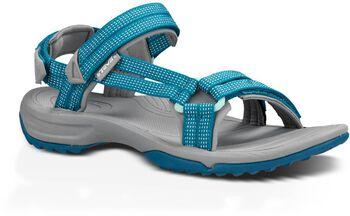 Teva Terra Fi Lite sandalen Dames Blauw